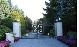 Michael Jordan's Luxury Real Estate