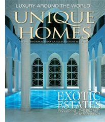 ... Amazing Luxury Home Known As U201cThe Secretu201d Located In Marrakesh, Morocco  Graces The Cover Of The Recently Released Global Issue Of Unique Homes  Magazine.