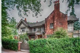 Toronto Rosedale Neighborhood Exceptional Property