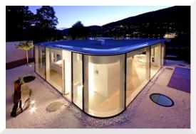 Lake Lugano Luxury Home
