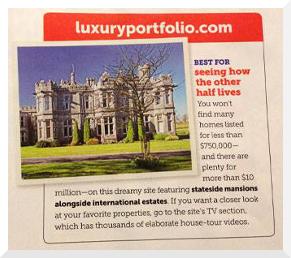 LuxuryPortfolio.com HGTV