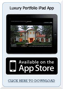 Luxury Portfolio iPad App