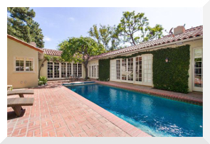Jodie Foster Hollywood Hills Home
