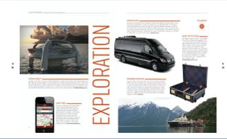 Luxury Portfolio Magazine