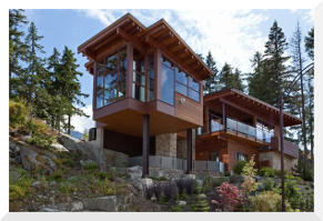 Luxury Home Whistler, Canada