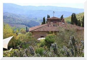 Historic Tuscan Villa in Chianti